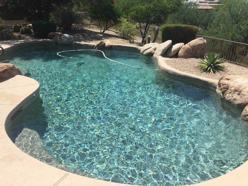 Welcome To Crystal Clean Pool Service Fountain Hills